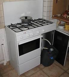 cuisinière gaz bouteille gazini 232 re avec bouteille de gaz int 233 gr 233 nous 233 quipons la