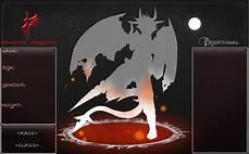 hellspire vanguard character sheet preview by ryukazaa
