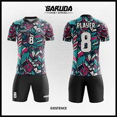 Katalog 1 Desain Baju Futsal Garuda Print