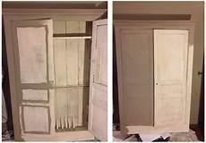diy relooker une armoire ancienne la clamartoise