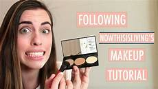 I Tried Following Nowthisisliving S Tomboy Makeup Tutorial