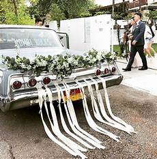 8 creative wedding car decoration ideas you ll want to steal from real couples