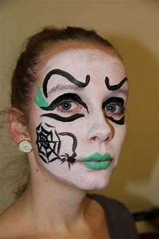 maquillage d sorci 232 re mal 233 fique femmes d