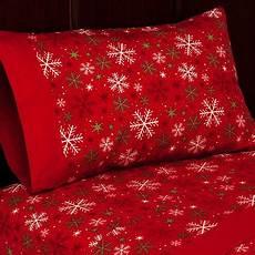 holiday flannel sheet walmart com