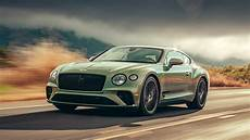 2020 bentley continental gt v8 coupe and convertible