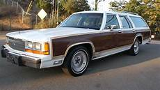 1990 Ford Country Squire Ltd Station Wagon Estate