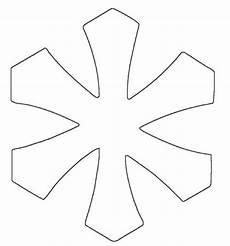 kostenlose malvorlage schneeflocken und sterne 10