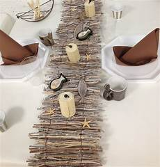 chemin de table en chemin de table en bois table de cuisine