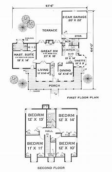four gables house plan build the perfect farmhouse with these 6 layout ideas