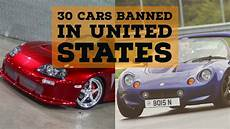 Illegal Cars In The Us