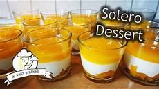 solero dessert fruchtig frisches sommerdessert