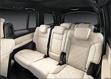 2019 mercedes maybach gls suv luxury interior seating