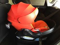 Cybex Cloud Q - cybex cloud q review car seats for the littles
