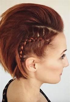 51 cute braids for short hair short braided hairstyles
