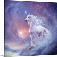any color large unicorn wall astral unicorn i wall canvas prints framed prints