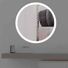 Badspiegel Rund Mit Beleuchtung - badezimmerspiegel rund mit licht