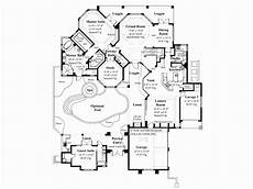 mediterranean house plans with courtyard in middle simple mediterranean house plans central courtyard small
