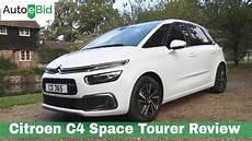 2019 citroen c4 space tourer review