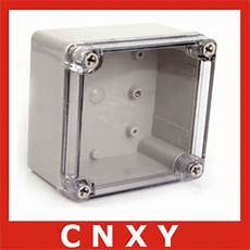 new high quality wall light switch box with transparent cover buy wall light