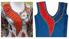 How To Cut And Stitch Trendsetting Designer Neck With