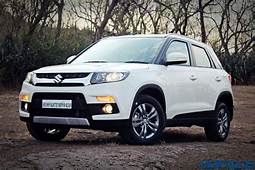 Maruti Suzuki Vitara Brezza To Get A Petrol Engine By