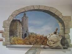 trompe l oeil peinture peinture murale boulangerie fresques en trompe l oeil