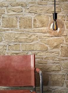 stein tapete wohnzimmer newroom papiertapete steintapete beige steintapete