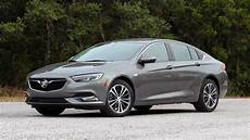2018 buick regal first great intentions mediocre results