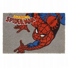 spiderman tapete tapete capacho amazing spider man marvel