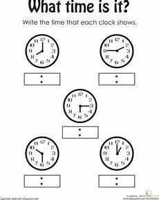 free printable worksheets for grade 1 telling time 3567 17 best images of 1st grade clock worksheets telling time worksheets 1st grade 1st grade