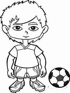 Malvorlage Junge Einfach Fu 223 Ausmalbilder F 252 R Kinder Tolle Malvorlage F 252 R