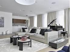 modern livingroom ideas room ideas luxury apartment design by alexandra fedorova