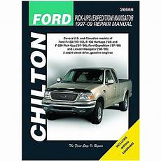 free auto repair manuals 2001 ford expedition on board diagnostic system 1999 2003 ford pick ups expedition chilton manual northern auto parts