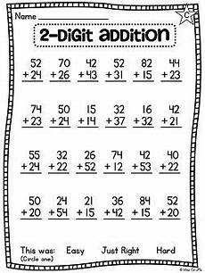 math subtraction worksheet for grade 2 10410 grade math unit 13 for 2 digit addition and subtraction with images math addition