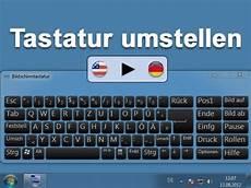 Tastatur Umstellen Auf Umstellen