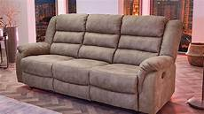 sofa cleveland sessel relaxsessel 3 sitzer funktion
