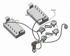 mod garage 50s les paul wiring in a telecaster guitar stuff les paul guitar guitar diy