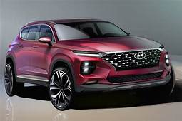 New Hyundai Santa Fe SUV Everything We Know So Far  CAR