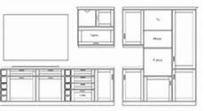 blocchi cucine dwg cucine 2d disegni di cucine in dwg 1