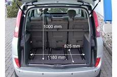 renault kangoo kofferraum adac auto test renault espace 2 0 dci fap privil 232 ge