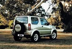 Fiche Technique Suzuki Jimny 1 3i Maori 2003