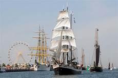 23 Hanse Sail Rostock Eine Million Besucher Erwartet