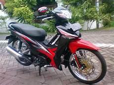 Modifikasi Honda Revo Fit by Foto Modifikasi Motor Honda Revo Terkeren Dan Terbaru