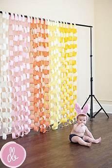 25 drop dead gorgeous diy photo backdrops baby shower