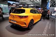 Renault Megane Rs 2017 - 2018 renault megane r s showcased at iaa 2017 live