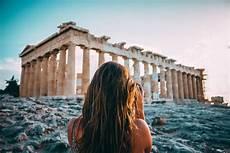 Unterwegs Im Urlaubsland Autofahren In Griechenland