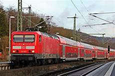 114 007 als re 4155 kassel hbf nach frankfurt m hbf