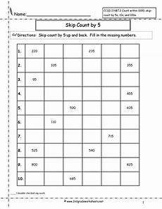 skip counting by 2 5 and 10 worksheets 12086 ccss 2 nbt 2 worksheets