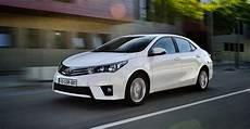 2014 Toyota Corolla Sedan Details Revealed Photos 1 Of 7
