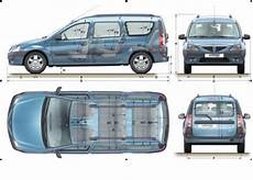 Dacia Logan Mcv Dimensions Le Specialiste De Dacia